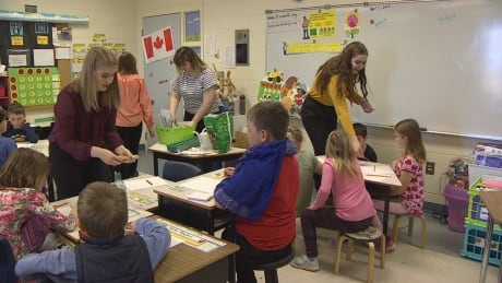 UPEI students use plantable greeting cards to grow environmental awareness in Island classrooms