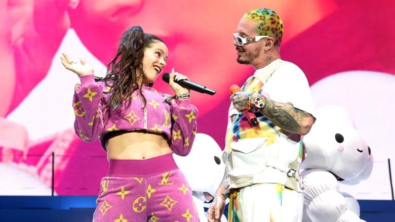 How international pop is capturing the music world