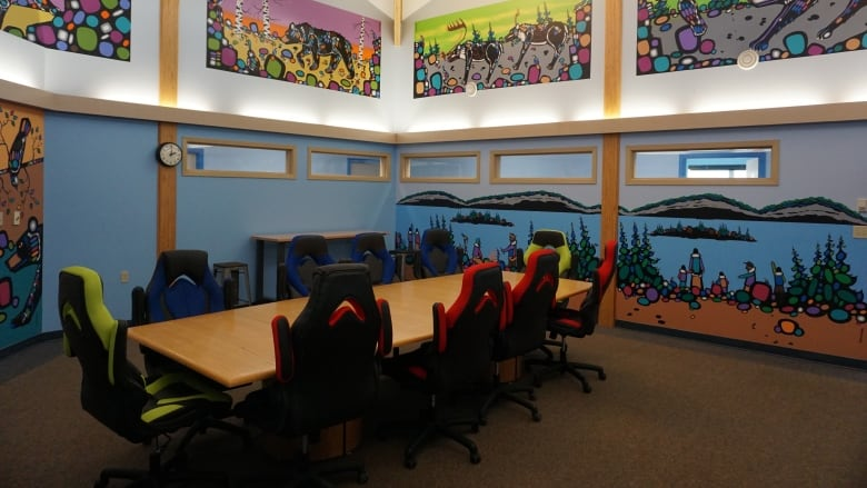 Lutselk'e innovation centre meant to help young people develop skills, spur economic development