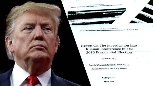 U.S. officials react to Mueller report