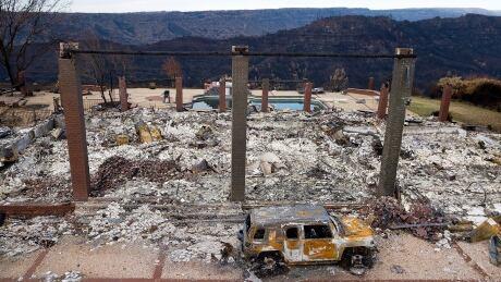California Wildfires Insurance