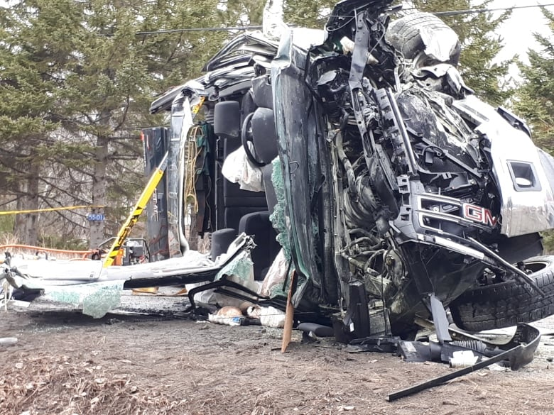 Two people hurt, one dead, after crash
