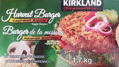 Recall - Kirland burger