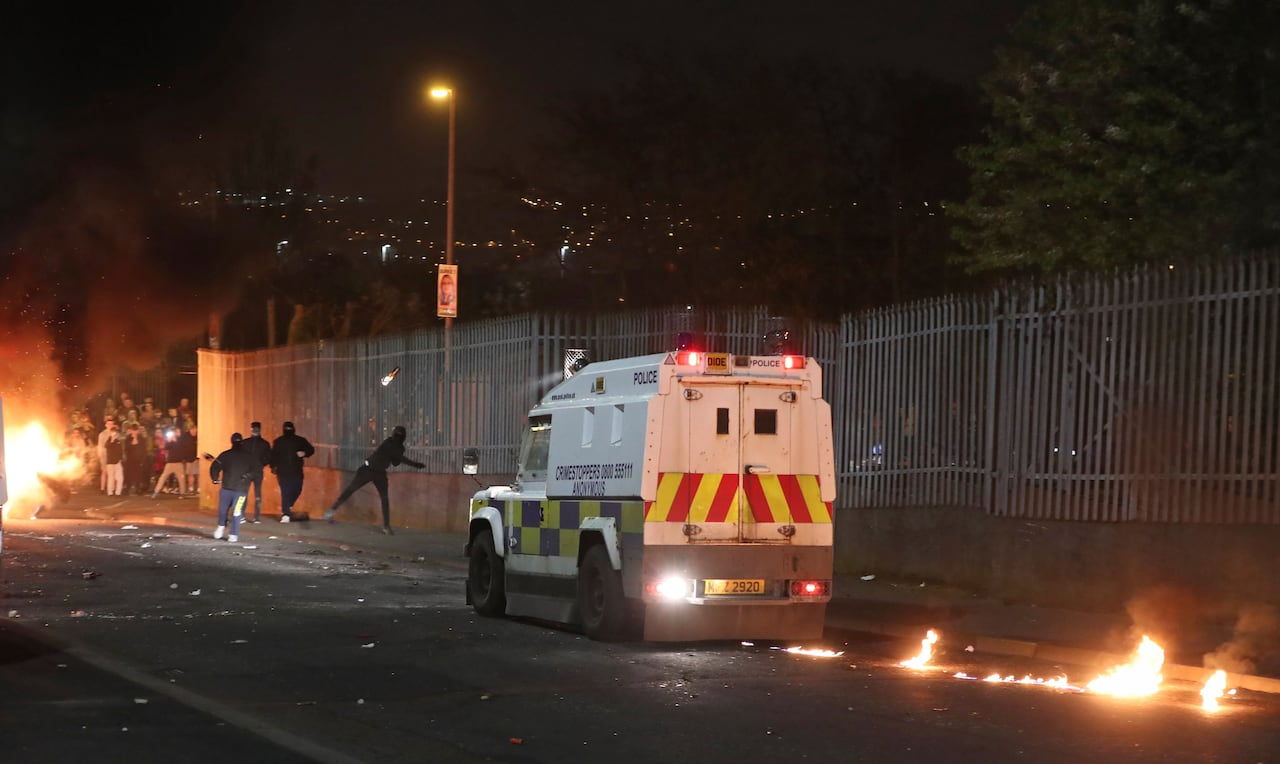 28faf8f1ef  Still doesn t feel real   Journalist shot dead during Northern Ireland  riot