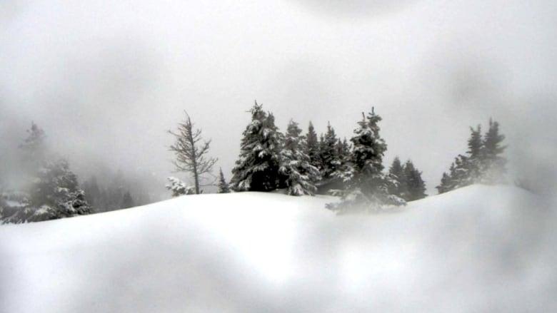 Snowfall, wind warnings lifted for Banff, Jasper