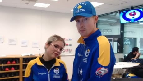 Curling Kosovo Mixed Doubles Worlds
