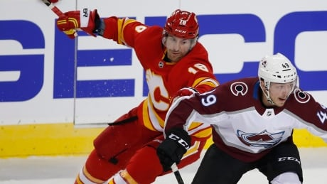 Calgary Flames scratching James Neal for Game 5