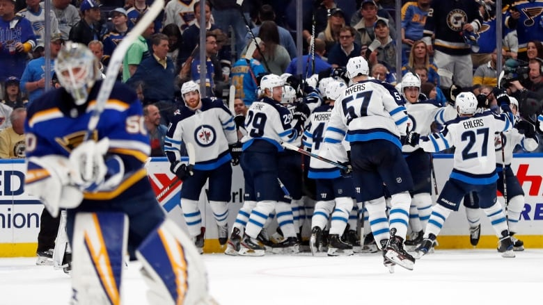 Road Tested Jets Confident They Can Win In St Louis To Force Game 7 Cbc Sports