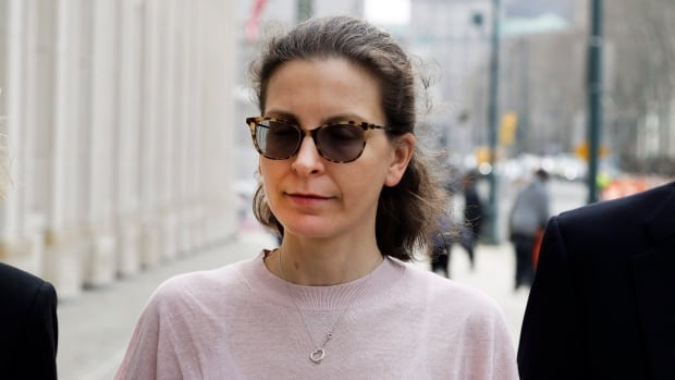 Bronfman heiress pleads guilty in NXIVM sex slave case - CBC.ca thumbnail