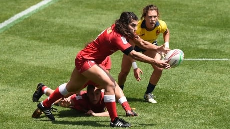 Canada undefeated in pool play at women's World Rugby Sevens in Japan