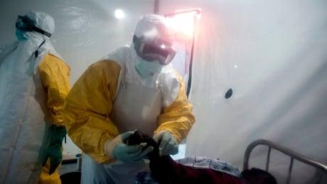 New attack on Ebola centre in Congo, 1 militia member killed