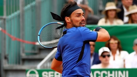 'I had nothing to lose': Fabio Fognini ousts Nadal to reach Monte-Carlo final
