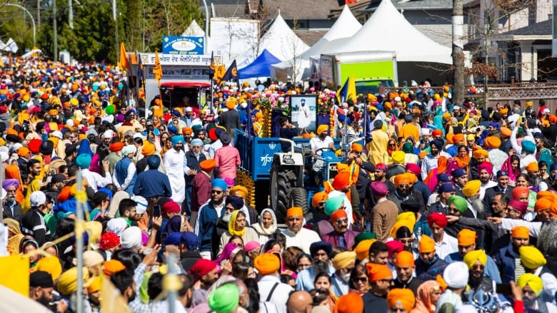 Surrey man arrested in connection with disturbing Vaisakhi Facebook comment