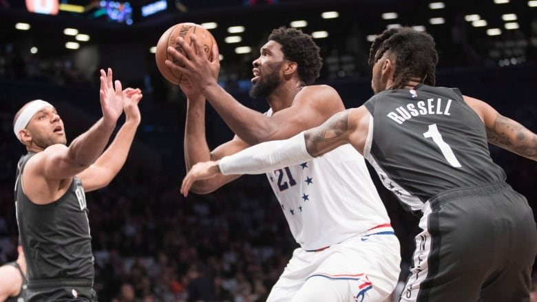 76ers' Joel Embiid will start in Game 4