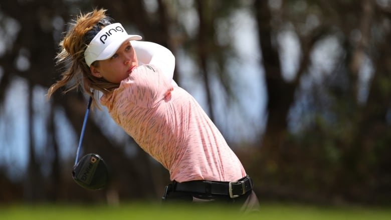 Brooke Henderson ties Canadian record with win at Lotte Championship
