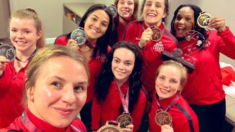 Canadian women place 2nd in wrestling at senior Pan Am championships