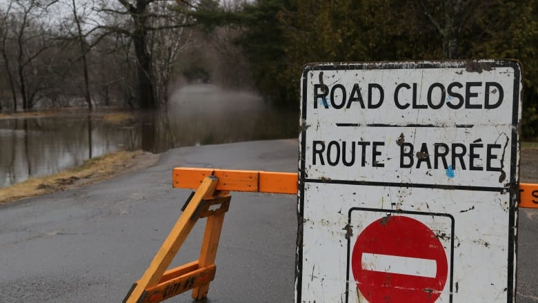 Here are the latest flood-related road closures and detours