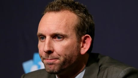 Nets GM Sean Marks barred 1 game, fined for charging referees' room