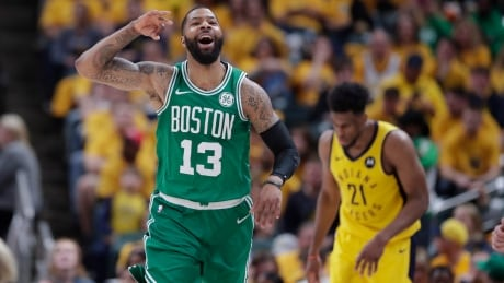 Celtics complete rare sweep of Pacers