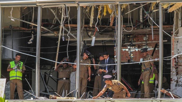 Timeline: How Sri Lanka's bomb attacks unfolded in an Easter Sunday of carnage