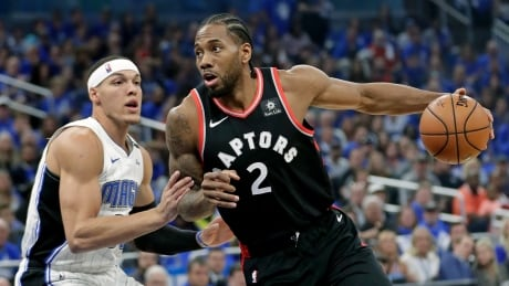 Raptors roll to win, head home with chance to close out Magic