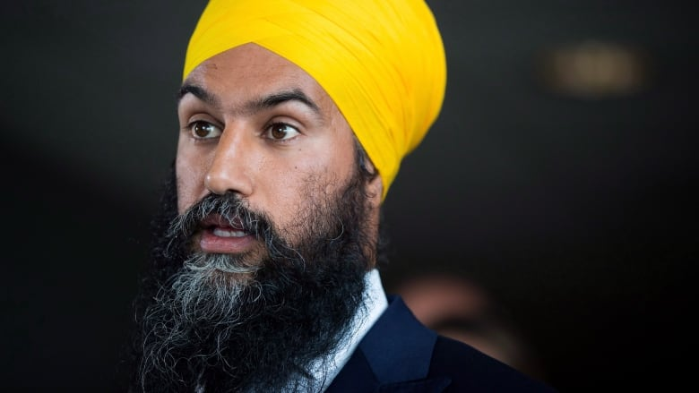 Jagmeet Singh won't say whether he supports B.C. LNG development