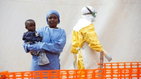 Using their immunity, Ebola survivors play special role in Congo outbreak
