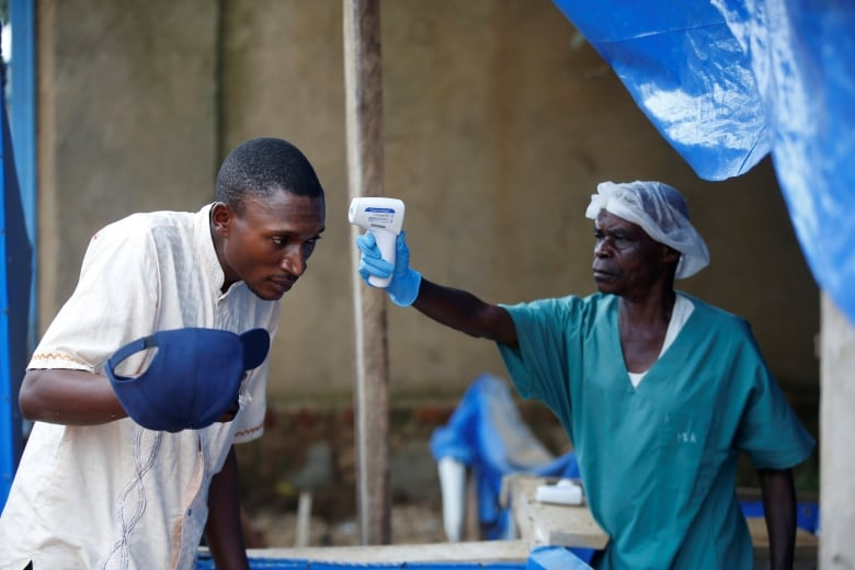 Ebola doctor killed as violence hampers response to outbreak in DRC