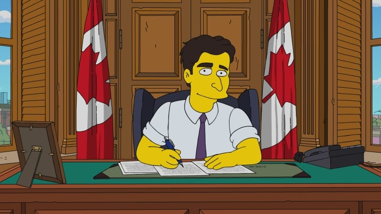 D'Oh Canada! Canadian journalist voicing Trudeau on The Simpsons thanks to YouTube video
