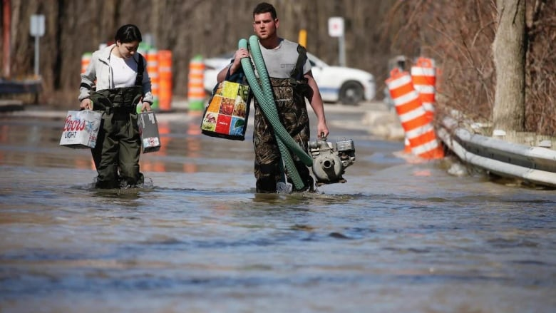 Red Cross will pay out millions to help Quebec flood victims
