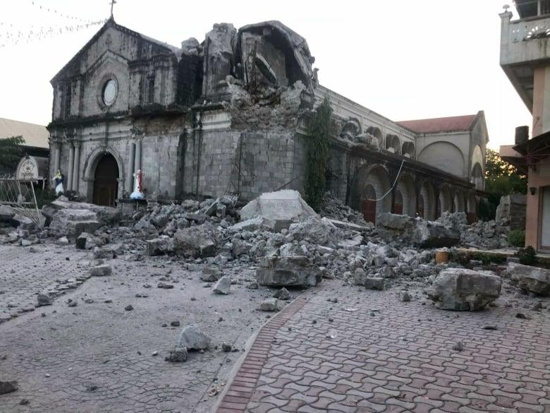 earthquake philippines - photo #14