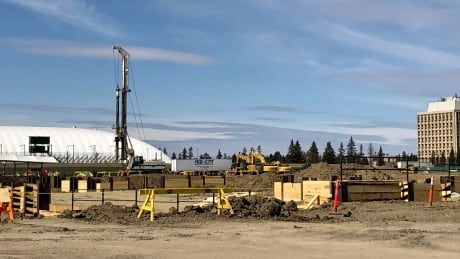 Construction on Edmonton superlab halted with new UCP government