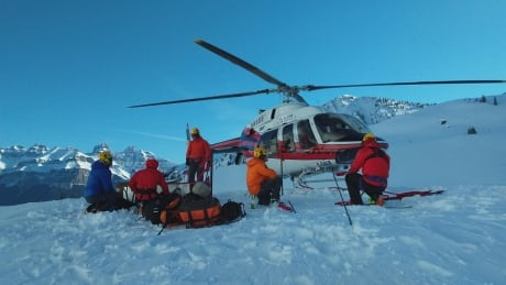 No skillset could have prevented climber deaths in 'avalanche like that,' says Banff official