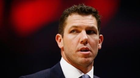 New Kings coach Luke Walton accused of sexual assault