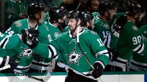 Stars align as Dallas eliminates Nashville in OT
