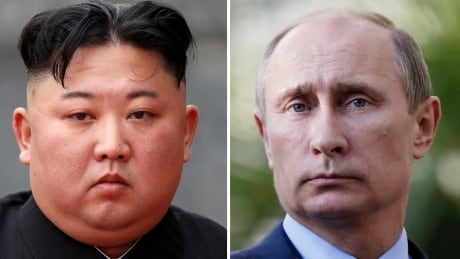 Kim Jong-un arrives in Russia for Thursday meeting with Vladimir Putin
