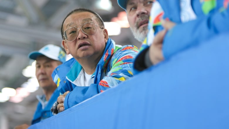 Kazakhstan skip kicked out of world senior curling championship