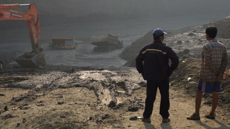 Mudslide at Myanmar jade mining site kills more than 50