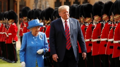 Trump accepts Queen's invitation for state visit in June