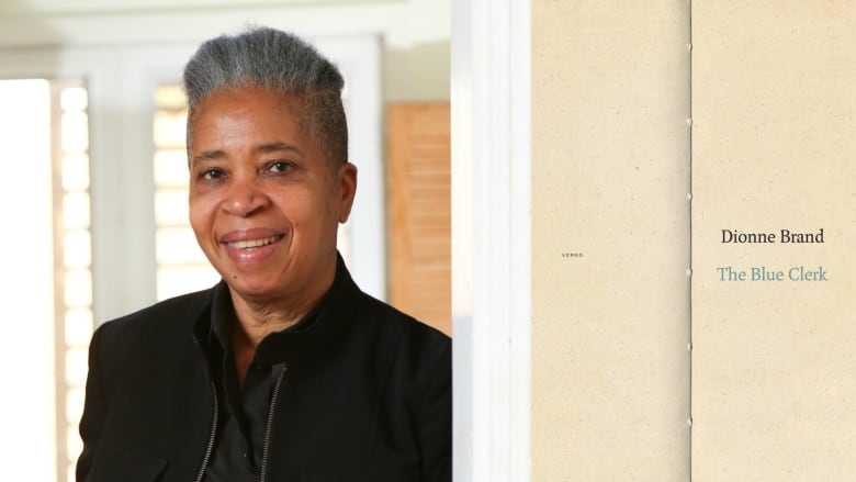 Dionne Brand meditates on the process of writing poetry in The Blue Clerk