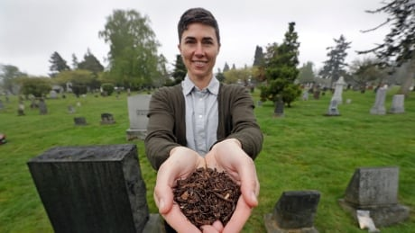 Washington set to become 1st state to allow 'human composting'