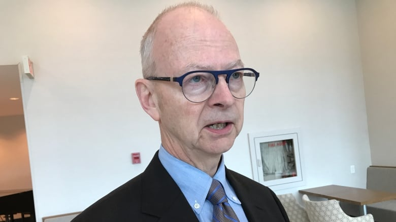 Ches Crosbie threatens legal action to protect NL's 'ethical' oil industry