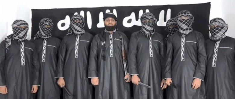 ISIS claim for Sri Lanka bombings supported by 'some of the evidence,'…