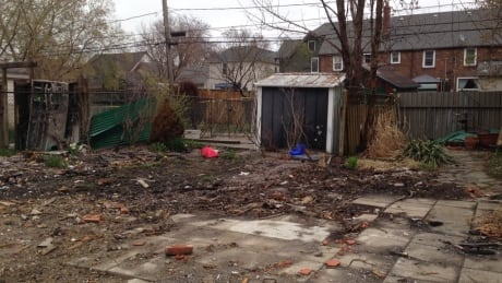 Woman found in shed with injuries, one arrested