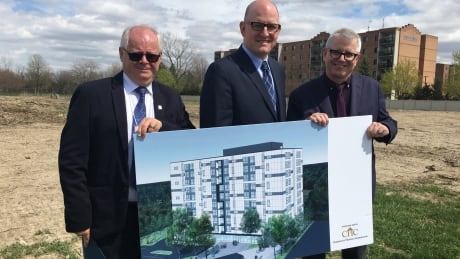 Feds give Windsor $22M for Meadowbrook affordable housing units