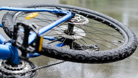 Injured cyclist has warning for others after case thrown out on technicality