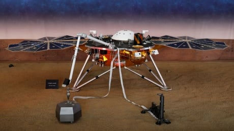 NASAs InSight lander has detected 1st marsquake, scientists say