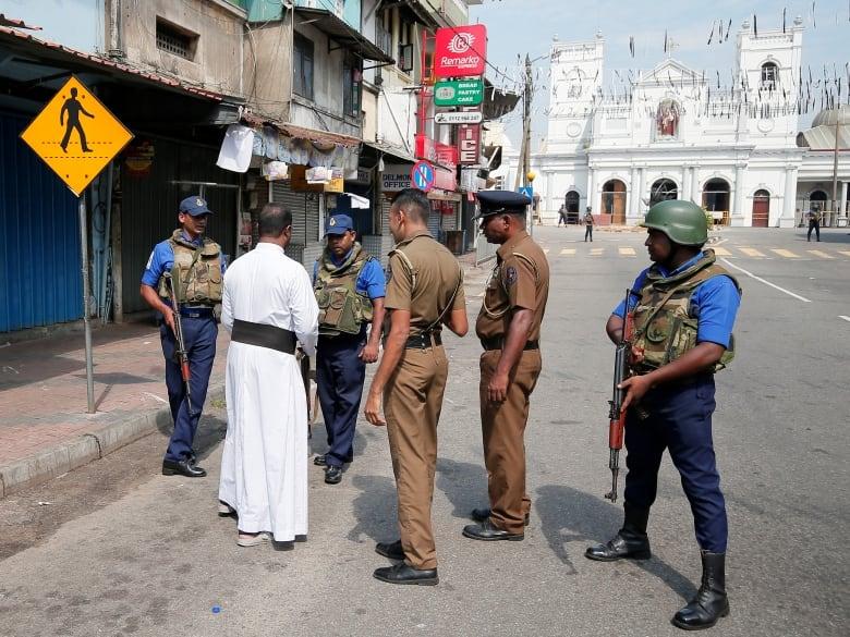 Sri Lanka president asks for resignations of top officials