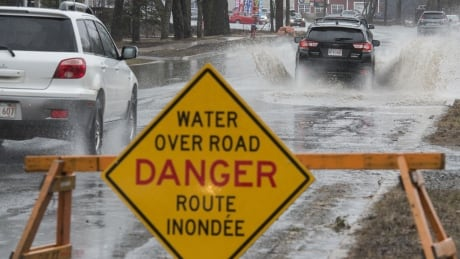 Travelling today? Here are the roads, ferries closed by the New Brunswick flood