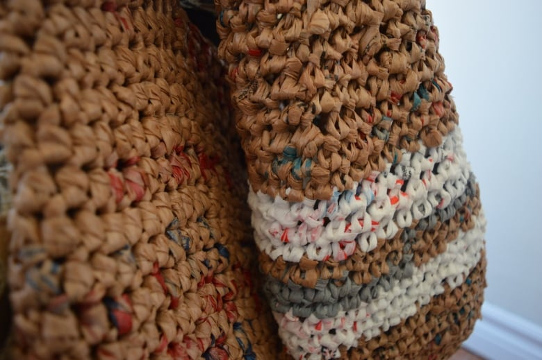 Saving The Environment And Reducing Plastic Waste One Plarn Bag